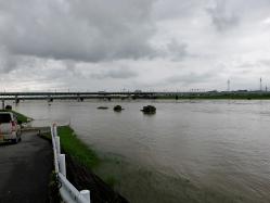 筑後川(JR鉄橋)