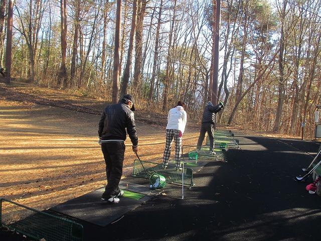 20121226ゴルフです(甲斐ヒルズカントリー) (11)