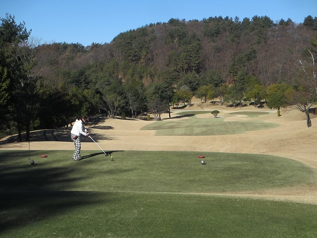 20121226ゴルフです(甲斐ヒルズカントリー) (125)
