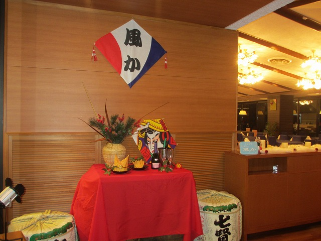 20121227風かの正月飾り (1)