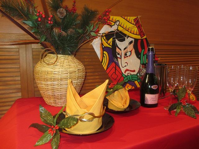 20121227風かの正月飾り (2)