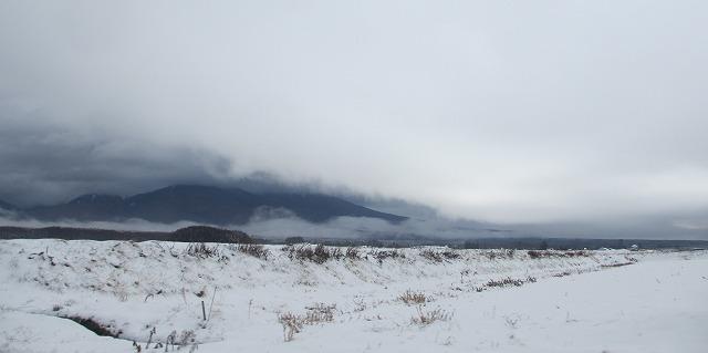 20121222ホテル風かの雪景色 (7)