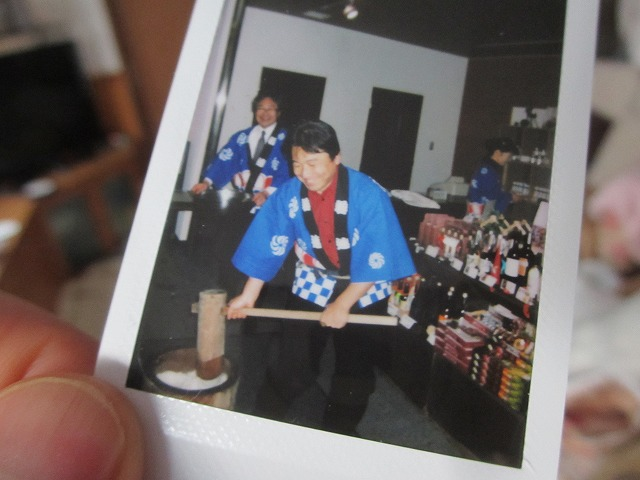 20130101餅つき写真