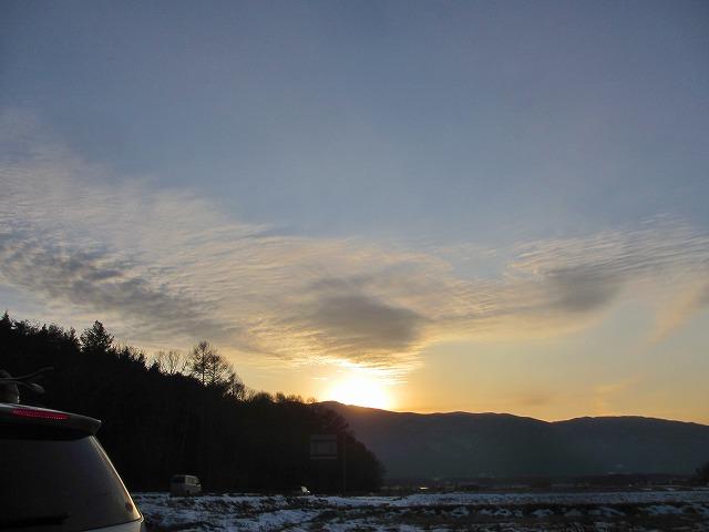20130108いい感じのスジ雲 (4)