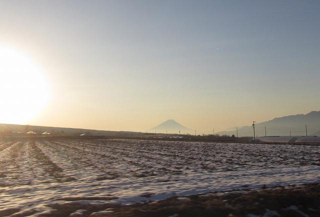 20130108宿直明け富士山スポット (4)