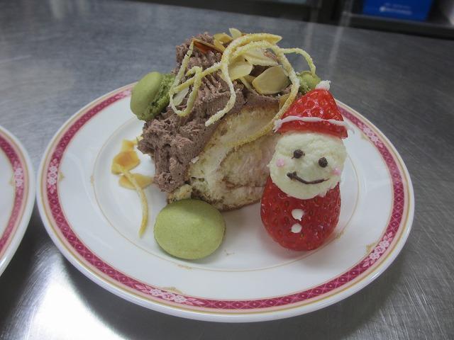 20121224クリスマスの子供食 (2)