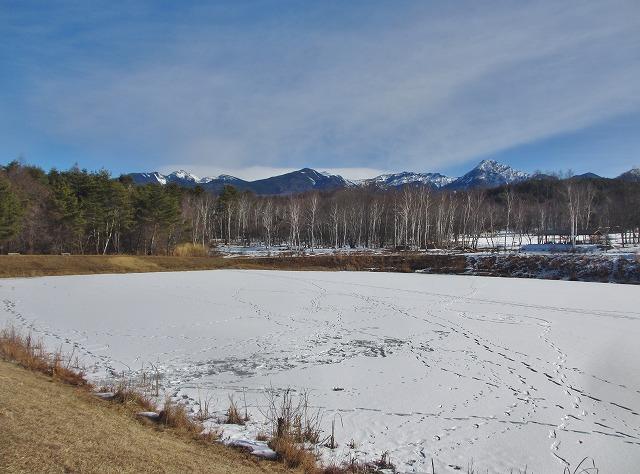 20130112まるやち湖とどんど焼き (6)