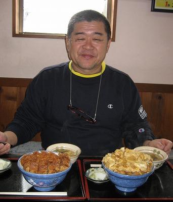 20130123またソースかつ丼 (2)