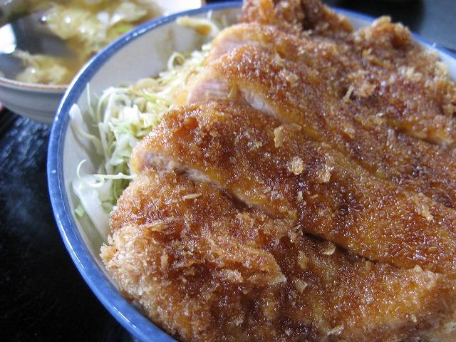 20130123またソースかつ丼 (8)