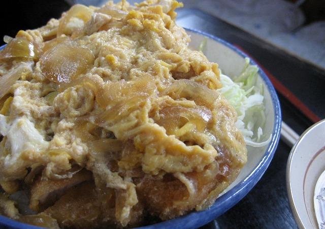 20130123またソースかつ丼 (7)