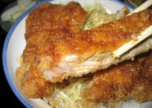 20130123またソースかつ丼 (9)