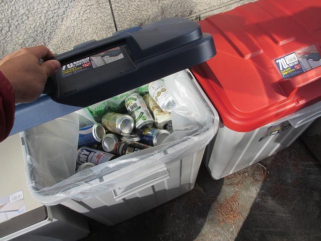 20130112悠心荘の新しいゴミ箱 (3)