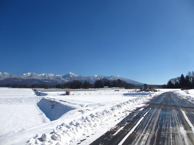 20130124晴れた菅原料理長絶景の風景 (1)