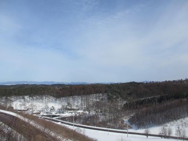 20120217長門牧場と道路風景 (16)
