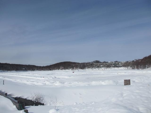 20120217長門牧場と道路風景 (4)