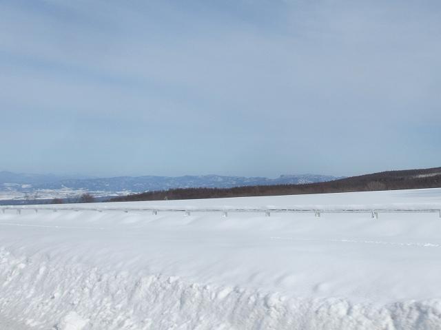 20120217長門牧場と道路風景 (5)