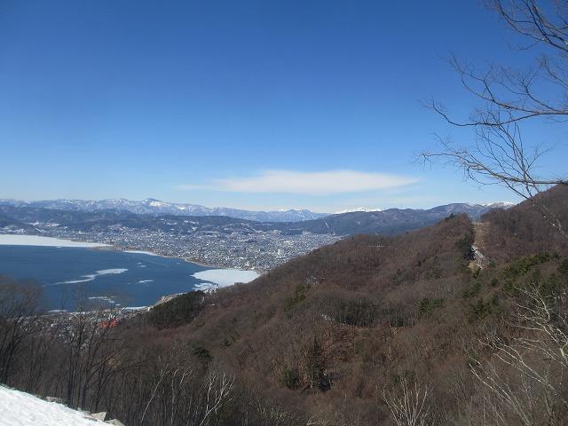 20130306諏訪湖日和の最上階 (2)