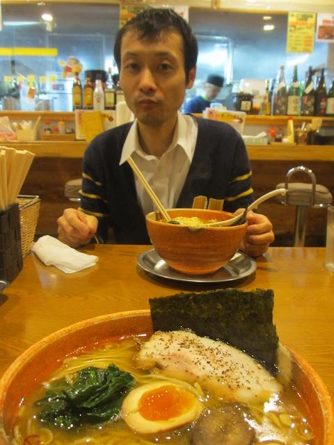 20130301軽井沢ラーメン (3)