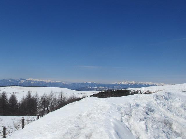 20130306霧が峰~車山へ (34)