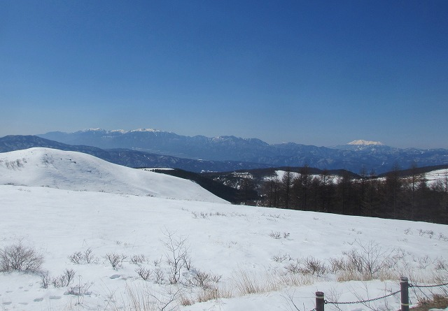 20130306霧が峰~車山へ (36)