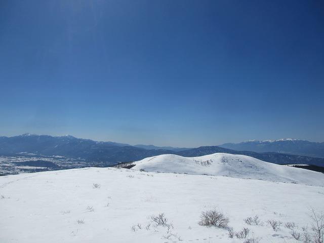 20130306霧が峰~車山へ (37)