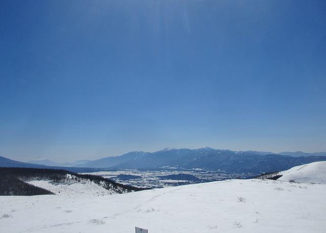 20130306霧が峰~車山へ (38)