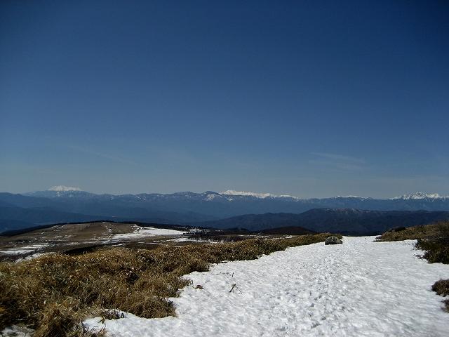 20130322車山山頂へ (9)