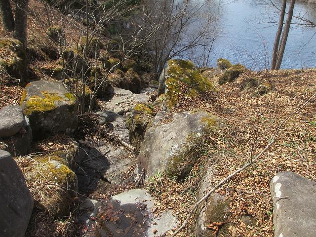 20130331竜神池への水量が (3)