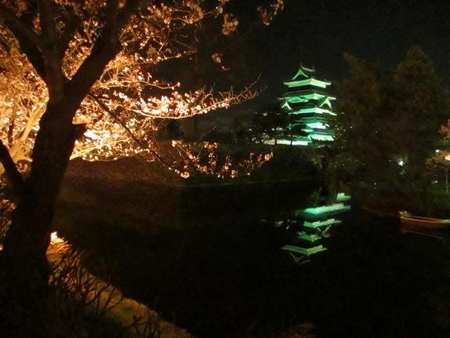 20130405松本城の夜桜前日 (45)