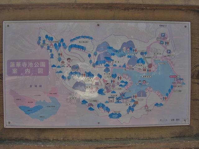 20130420藤枝の蓮華寺池公園 (2)