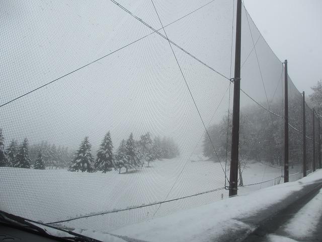 20130421雪の蓼科湖 (1)