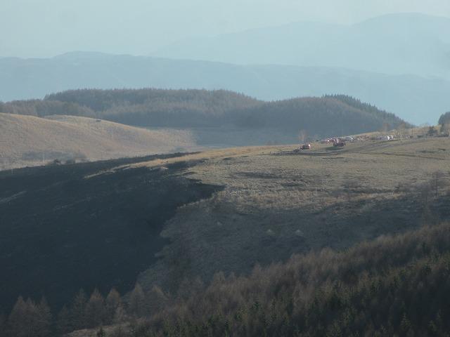 20130428霧ヶ峰の野焼き (6)