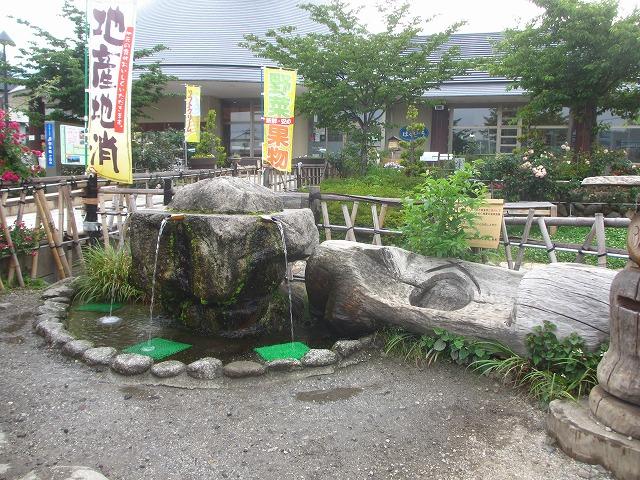 20130618道の駅白州 (1)