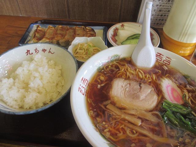 20130623九ちゃんラーメン (3)