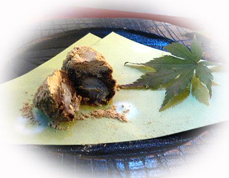 花豆・チョコ・きな粉