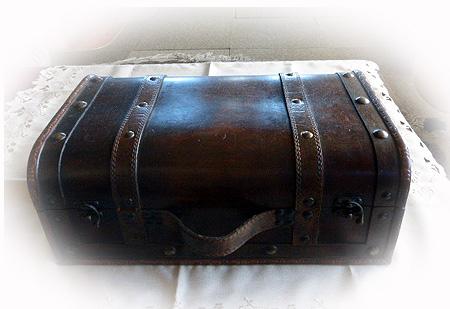 トランク型BOX