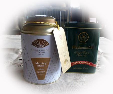 茶葉 Mack WuddsマンダリンHモ-ニング