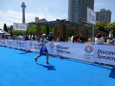 横浜run