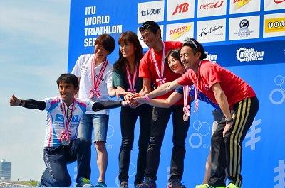 横浜表彰式②