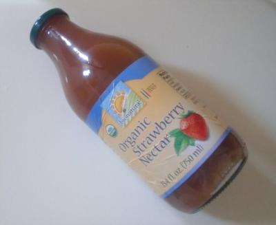 イチゴジュース