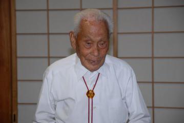 森本さん 107歳!