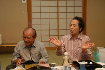 2012敬老会