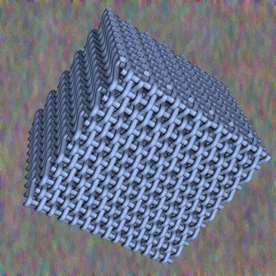立体構造織物