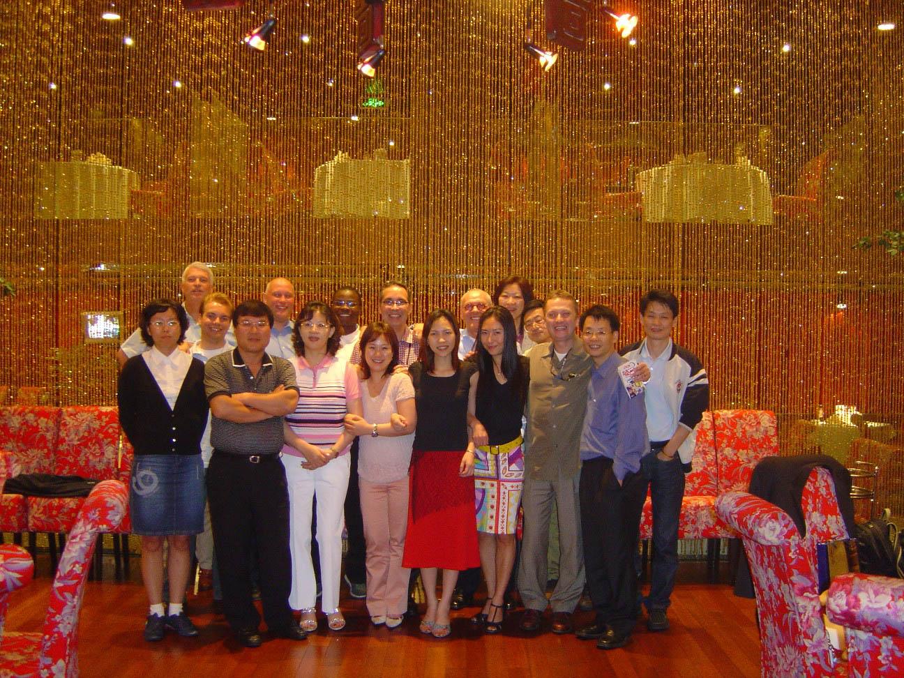 N社上海事務所開設