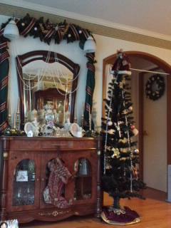 CA3F0717室内クリスマス装飾
