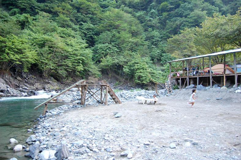 久保キャンプ場02