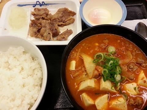 豆腐チゲカルビ2013