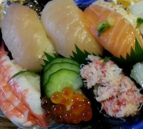 いなげや寿司