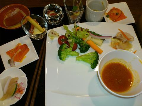 リゾナーレ熱海夕食 (2)