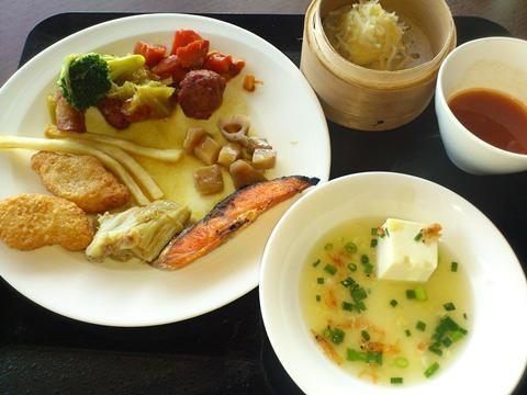 リゾナーレ熱海朝食 (4)